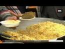 Плов у астанинских поваров получился таким вкусным что даже пришлось ставить ограждения
