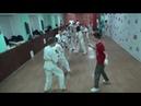 Тренировка 05 декабря 2018 года Группа №3 Киокусинкай Каратэ Климовск