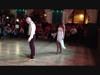 Jorge Ataca & Tanja Alemana | London Performance | My Heart Will Go On