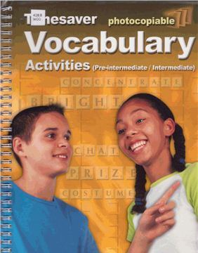 Timesaver Vocabulary activities intermediate pdf