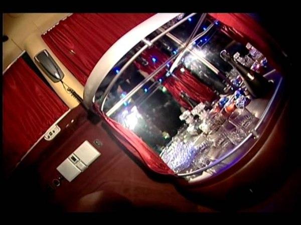 Тюнинг салона Mercedes Vito от MT-MOTORS