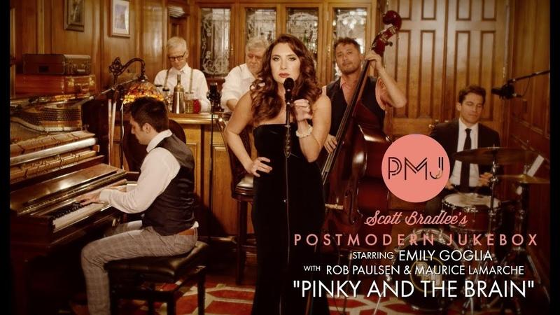 Pinky And The Brain Theme - Postmodern Jukebox (ft. Emily Goglia, Rob Paulsen, Maurice LaMarche)
