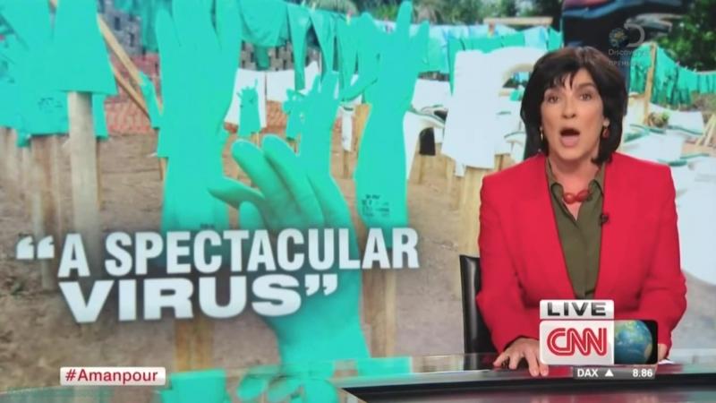 Discovery «Вирус: Невидимые убийцы (3). Эбола» (Научно-познавательный, биология, 2017)