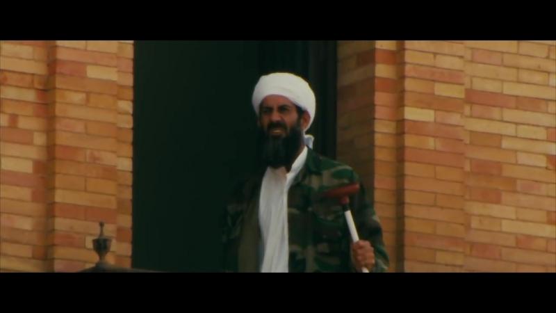 Osama bin Laden 2012 He's back !