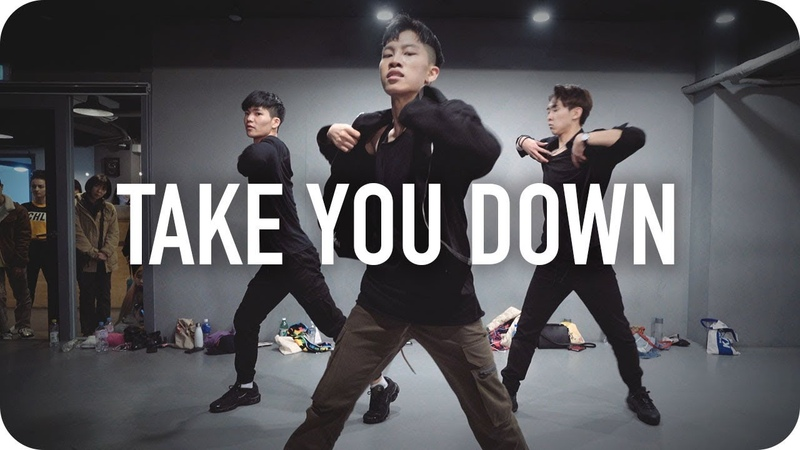 Take You Down - Chris Brown / Jinwoo Yoon Choreography