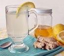 Имбирный чай для похудения и снижения аппетита