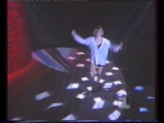 Ночной хит (1 канал Останкино, 1992) Лика-Пусть пройдет дождь