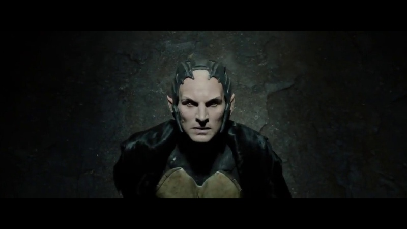 Thor The Dark World - Asgardians Vs The Dark Elves