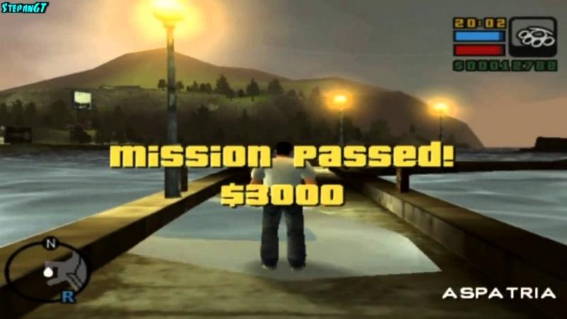 Прохождение Grand Theft Auto Liberty City Stories - Миссия 49 - Вражеский Шпион