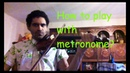 How to play with the metronome Sherlock Holmes. V. Dashkevichs. Uvertura by Akintoye Michael