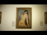 Amedeo Modiglianis Female Nude