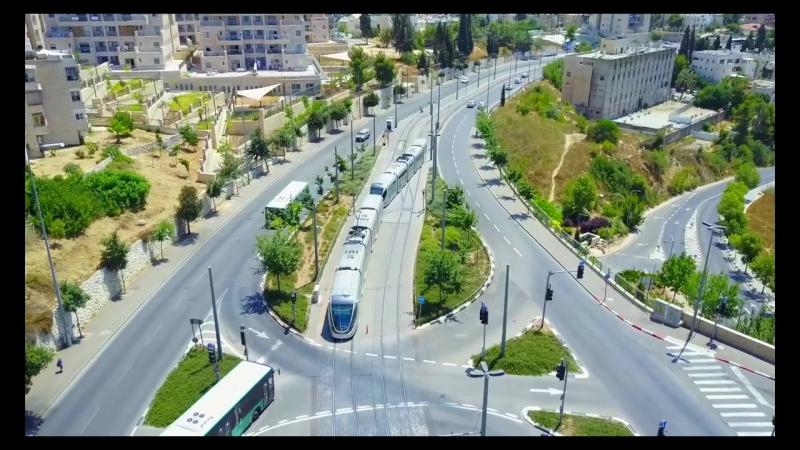 Jerusalem - the capital of Israel aerial drone video _ ירושלים מהרחפן_HD.mp4