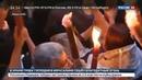 Новости на Россия 24 • В храме Гроба Господня сошел Благодатный огонь