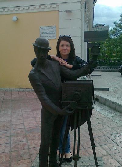 Танюшка Бусаргина, 31 января , Брянск, id48331249