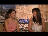 Monte Carlo Junket Interview - Selena Gomez and Leighton Meester