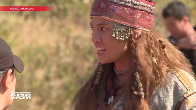 Массагеты, возьмите мечи!. Дочь президента Казахстана продюсирует фильм о царице Томирис