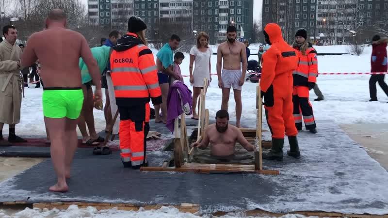 Крещенский заплыв-2019