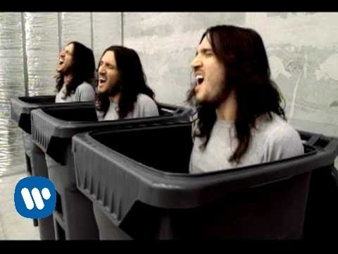 Red Hot Chili Peppers Can't Stop Official Music Video