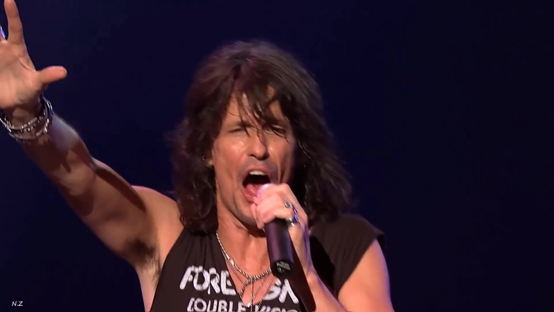 Foreigner - I Want To Know What Love Is 2010 Live Video HD