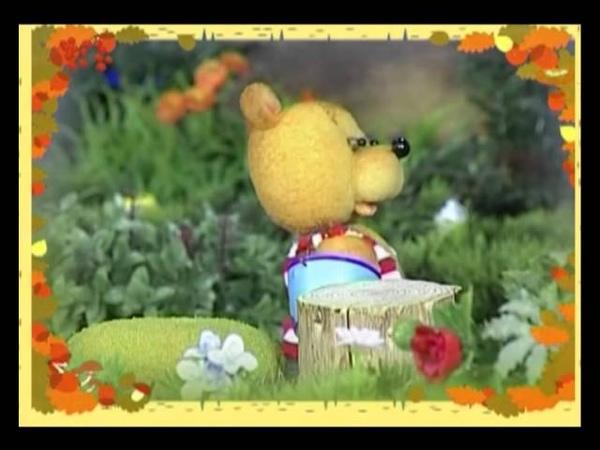 Сказки для самых маленьких 49. Медведь и мед — Шишкина школа