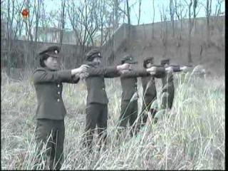 [현지방송] - 결사항전의 총성 메아리치는 훈련장..