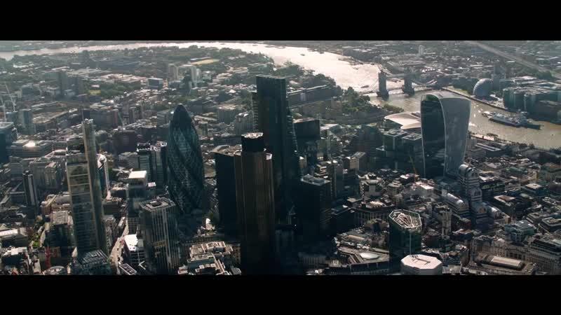 Трейлер Телохранитель киллера The Hitmans Bodyguard (2017) Оригинальный русский дубляж