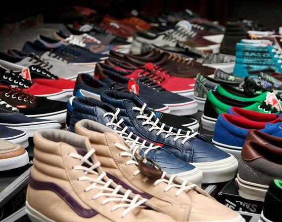 Vans   Мужская обувь и одежда Vans   ASOS