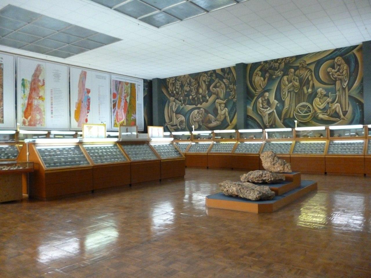 Музей Ильменского заповедника (06.11.2014)