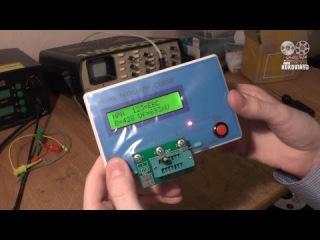 Обзор MK-168 Transistor Tester