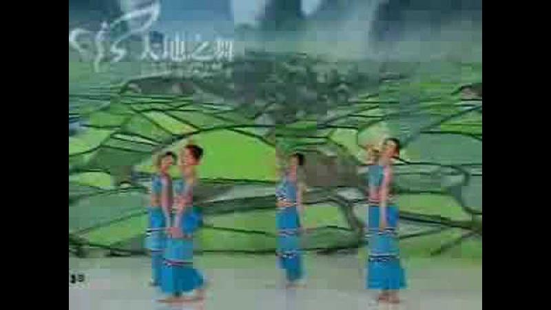 有一个美丽的地方(傣族女子群舞)