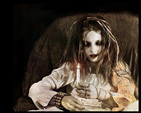 Самые страшные картинки в мире на ночь - 097