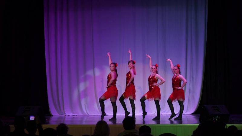 Fly Dance Studio, Latinа-детская группа, пр. Дарья Михантьева