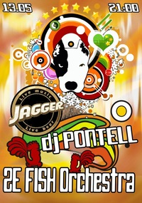 BALKANA PARTY: dj PONTELL + ZE FISH RCHSTR