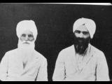 Baba Sawan Singh Ji Maharaj and Sant Kirpal Singh Ji Maharaj