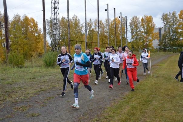 «Кросс нации-2020» в Усть-Илимске