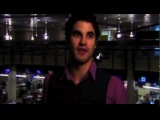 Glee star Darren Criss dishes on role