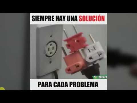 Siempre hay una solucion para cada problema