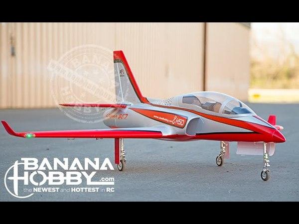 HSD 90mm Viper Pro | Banana Hobby Official Flight Overview | EDF Jet