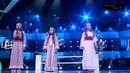 Daria/Olga/Arina.'Ночка луговая'.The Voice Kids Russia.