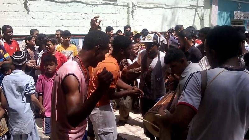 Baloch dancing Karachi HD