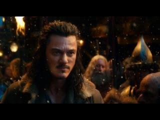 «Хоббит: Пустошь Смауга» (2013): ТВ-ролик №4 / Официальная страница http://vk.com/kinopoisk