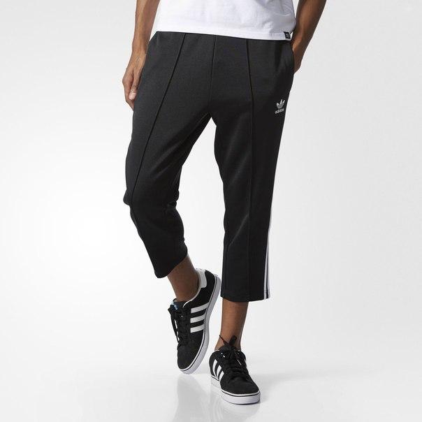 Укороченные брюки Superstar Relaxed