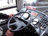 Лиаз-5292 на маршруте №1 (видео из салона) Пенза 2012
