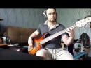 The Black Eyed Peas - Where Is The Love (Bass Cover)