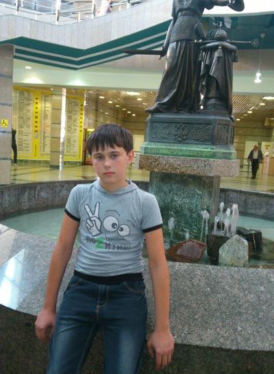 Илья Климович, 9 декабря 1998, Шарья, id149899599