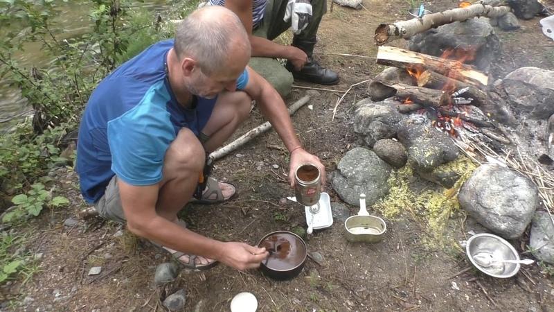 Жесткий поход в дебри Уссурийского края 1 По Водопадной реке