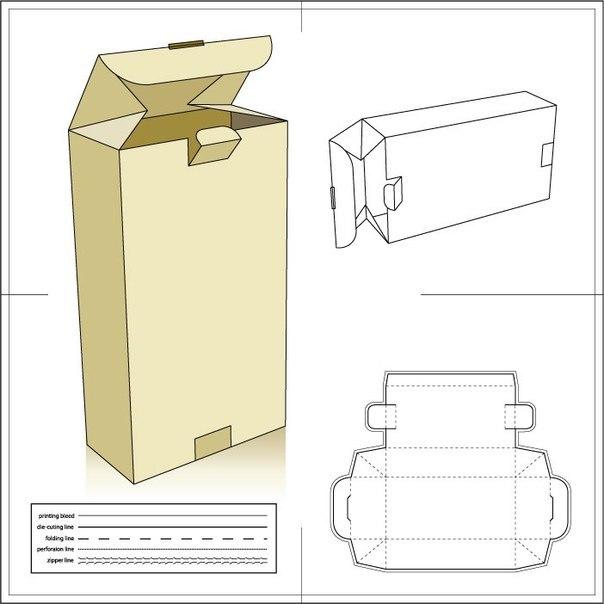 Схемы коробочек
