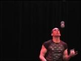 Jason Garfield's 2000 IJA Competition Performance Part 1