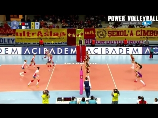 Top 20 best womens volleyball actions of all time (hd)