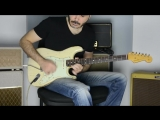 Katy Perry - Chained To The Rhythm - Electric Guitar Cover by Kfir Ochaion